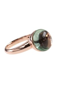 Amethyst Ring Roségold