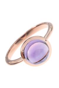 Amethyst Roségold Ring