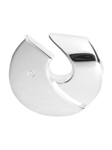 Anhänger Gleiter – Rica – Silber 925/000 – Brillant OSTSEE-SCHMUCK silber