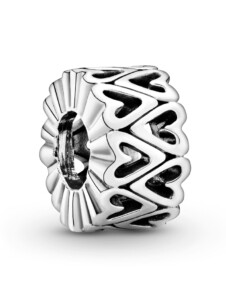 Anhänger Pandora Silberfarben