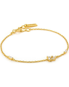 Ania Haie Damen-Armband Cluster Bracelet 925er Silber