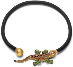 Anna Mütz: Collier 'Salamander', Collier, Schmuck