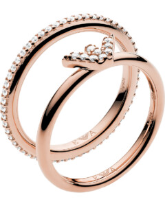 Armani im SALE Damenring aus Silber, EG3462221, EAN: 4048803202180