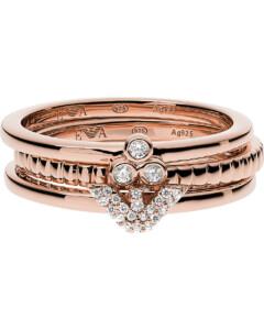 Armani im SALE Damenring aus Silber, EG3485221, EAN: 4064092017502