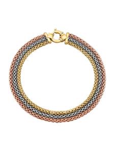 Armband 3rhg. Diemer Gold Multicolor