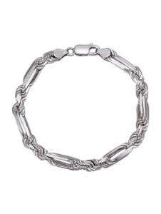 Armband AMY VERMONT Silberfarben