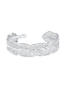Armband Armreif Bangle Feder Boho 925 Sterling Silber Elli Premium Silber