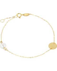 Armband aus 375 Gelbgold, Valeria 88011007, EAN: 4040615322278