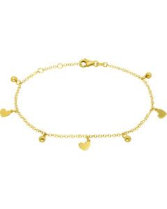 Armband aus Gelbgold, Valeria FG387-407, EAN: 4064721553845