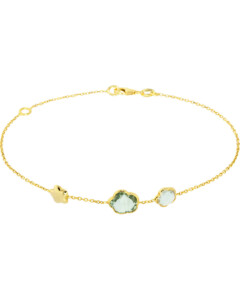 Armband aus Gelbgold, Valeria FG882-157, EAN: 4064721553784