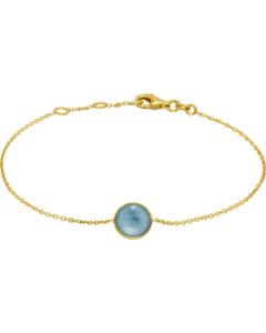 Armband aus Gelbgold, Valeria FG882-364, EAN: 4064721994600