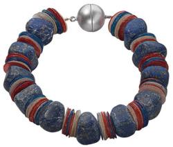 Armband 'Blue Shell', Schmuck