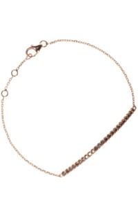 Armband Diamanten Roségold