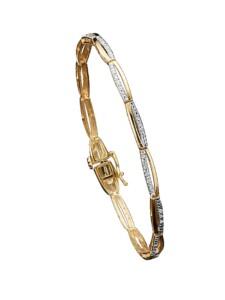 Armband Diemer Diamant Gelbgoldfarben