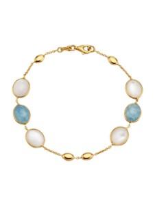 Armband Diemer Farbstein Blau