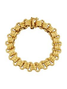 Armband Diemer Gold Gelbgoldfarben