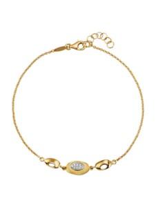Armband Diemer Gold Weiß