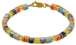Armband 'Fancy Gold', Schmuck