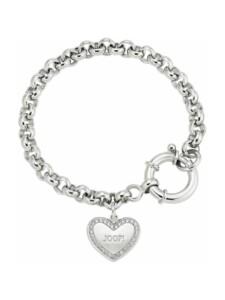 Armband für Damen, Sterling Silber 925, Herz JOOP! Silber