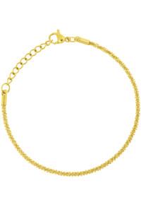 Armband gelb vergoldet
