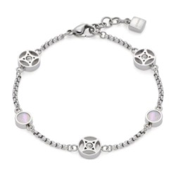 Armband Larina für Damen aus Edelstahl