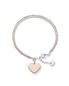 Armband Love Bridge aus 925 Sterling Silber