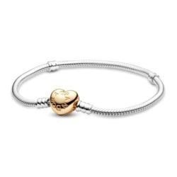 Armband mit Herzverschluss für Damen
