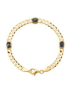 Armband mit Saphiren KLiNGEL Blau