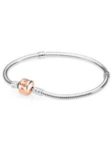 Armband Pandora Logo Pandora Silberfarben