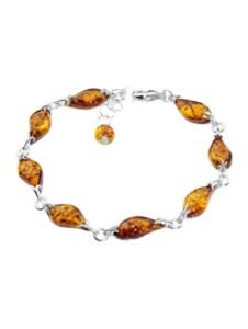 Armband – Stella – Silber 925/000 – Bernstein OSTSEE-SCHMUCK silber