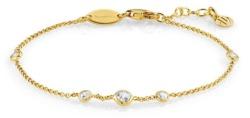 Armband von Nomination 142681 009 in Silber plattiert in gelbgoldfarben