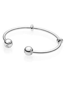 Armreif in Silber 925 Pandora Silberfarben