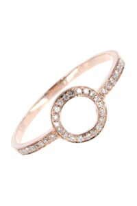 AVA Diamant Ring Roségold