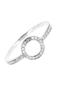AVA Diamant Ring Weißgold