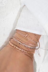 BANANA Armband Beige
