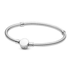 Basic Armband für Charms aus Sterlingsilber, gravierbar