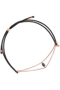 BLACK DIAMOND Armband Schwarz