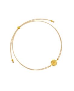 BLOSSOM|Armband Gold
