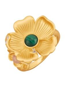 Blüten-Ring Diemer Trend Grün