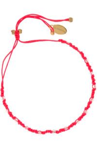 BOHO TOPAZ Armband Neonpink