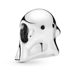 Boo the Ghost Charm aus Sterlingsilber