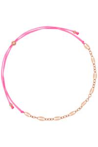 BRAVA Armband rosé vergoldet