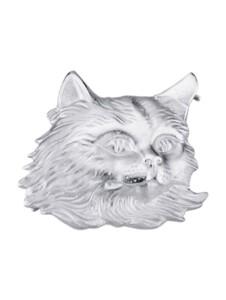 Brosche Diemer Silber Silberfarben