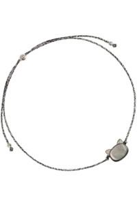 CAT LOVE Armband Schwarz &amp  Weiß