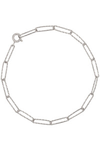 CHAIN LINK Armband Sterling Silber