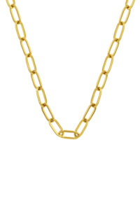 CHAIN LINK Halskette Sautoir