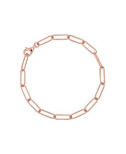 CHAIN LINK|Armband Rosé