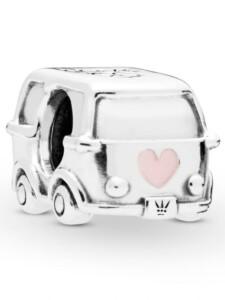 Charm – Wohnmobil – Pandora Silberfarben