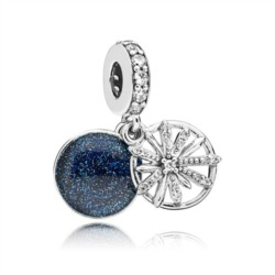Charm Anhänger Dazzling Wishes aus Sterlingsilber
