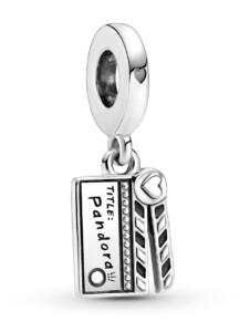 Charm-Anhänger – Filmklappe – Pandora Silberfarben